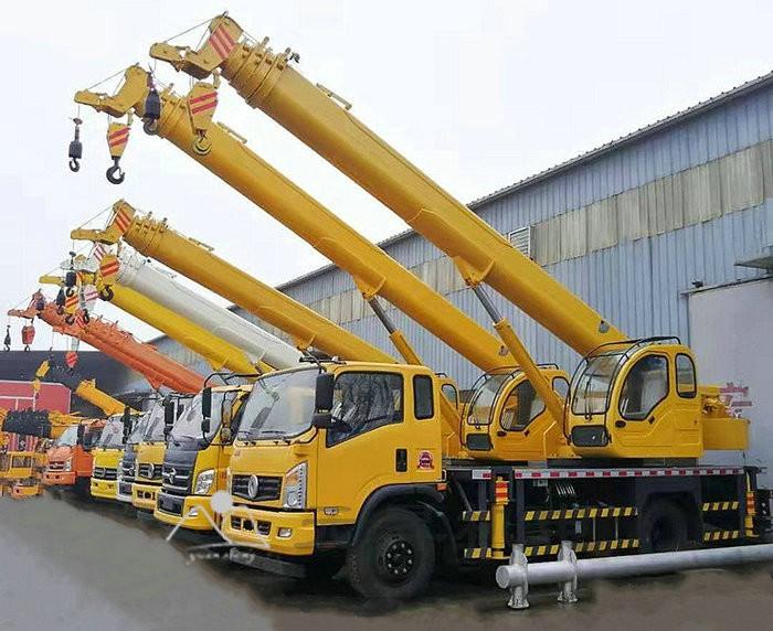 上海SQ-2SK型随车吊