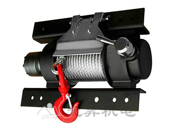 YJP-040型液压绞盘