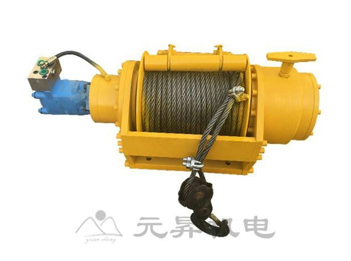 YJP-100型液压绞盘