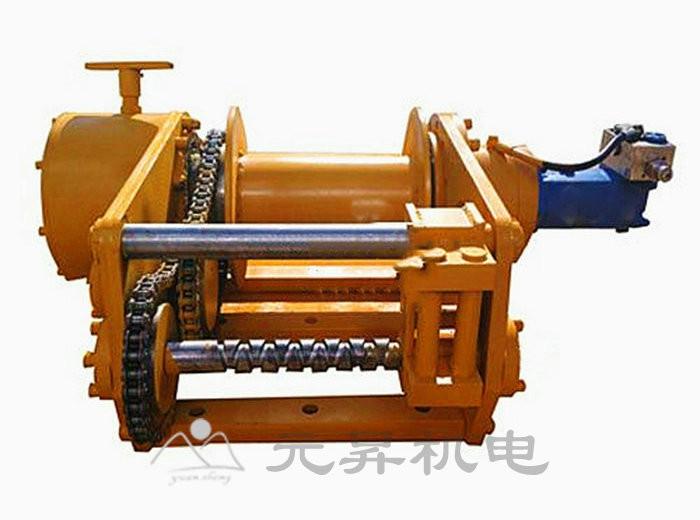 YJP-排绳器液压绞盘