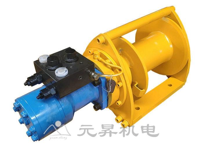 YS-0.5型液压绞车